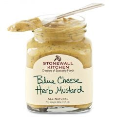 Stonewall Kitchen Blue Cheese Herb Mustard 8 oz