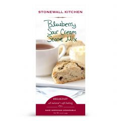 Stonewall Kitchen Blueberry Sour Cream Scone Mix 12 oz