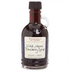 Stonewall Kitchen Wild Maine Blueberry Syrup 8.5 oz