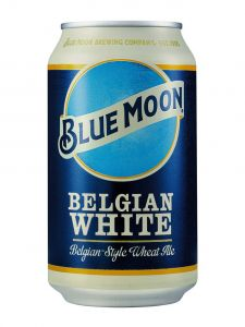 Blue Moon Belgian White / 15-pack cans