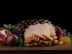 Boar's Head Maple-Glazed Honey Coat Turkey Breast - 1/2 lb sliced