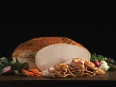 Boar's Head Oven Gold Roasted Turkey Breast - 1/2 lb sliced