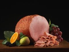 Boar's Head Sweet Slice Boneless Smoked Uncured Ham - 1/2 lb sliced