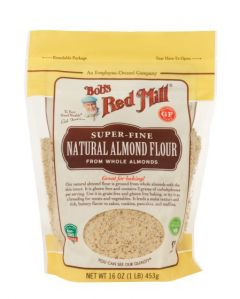 Bob's Red Mill Super Fine Natural Almond Flour 16 oz Bag