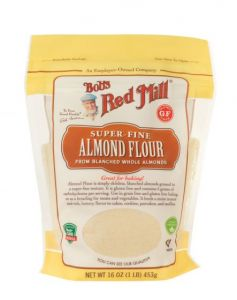 Bob's Red Mill Super Fine Almond Flour 16 oz Bag