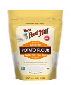 Bob's Red Mill Finely Ground Potato Flour 24 oz Bag