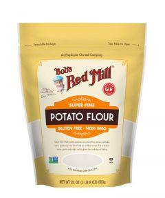 Bob's Red Mill Finely Ground Potato Flour 24 oz Bag