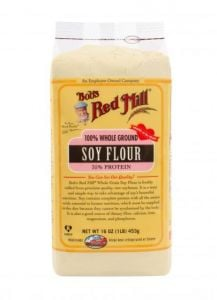 Bob's Red Mill Soy Flour 16 oz Bag