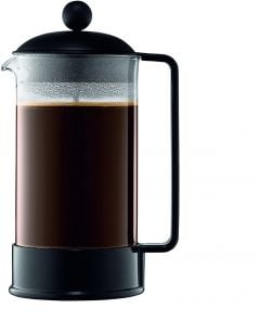 Bodum Brazil 8-Cup French Press Coffee Maker - Black