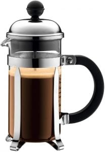 Bodum Chambord 3-Cup French Press Chrome