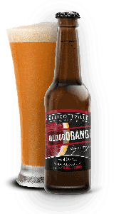 Ellicottville Brewing Company Blood Orange Hefeweizen / 6-pack bottles