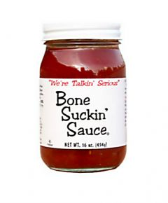Bone Suckin Regular Sauce 16 OZ