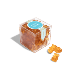 Sugarfina Bourbon Bears Small Cube