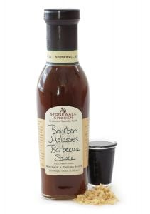 Stonewall Kitchen Bourbon Molasses BBQ Sauce 11 OZ