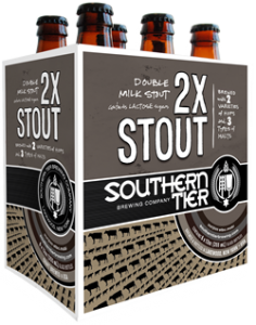 Southern Tier 2X Stout / 6-Pack bottles