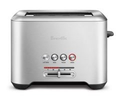 Breville 2 Slice Toaster Stainless Steel (BTA720XL)