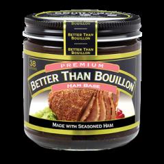 Better Than Bouillon Ham Base 8 oz jar