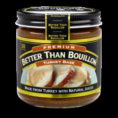 Better Than Bouillon Turkey Base 8 oz Jar