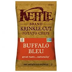Kettle Buffalo Bleu Krinkle Cut Potato Chips 5 OZ