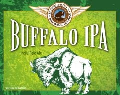Flying Bison Buffalo IPA / 6-pack bottles