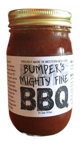Bumper's Mighty Fine Barbecue Sauce