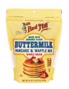 Bob's Red Mill Buttermilk Pancake & Waffle Mix 24 oz bag