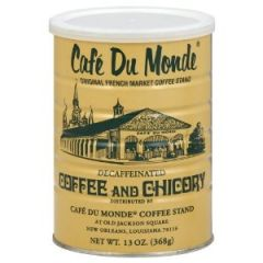 Cafe Du Monde Decaf Coffee & Chicory 13 OZ