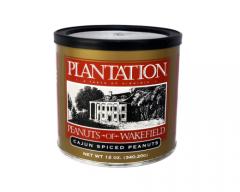 Plantation Cajun Spiced Peanuts