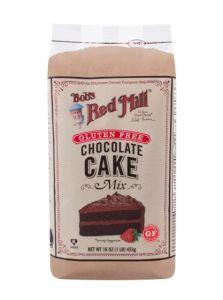 Bob's red Mill Gluten Free Chocolate Cake Mix 16 oz Bag