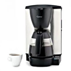 Capresso 10 Cup Programmable Coffee Maker MG600Plus