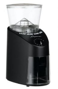 Capresso Infinty Conical Burr Grinder Black