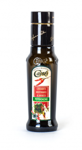 Caroli Hot Pepper Flavored Extra Virgin Olive Oil 3.4 oz