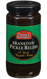 Crosse & Blackwell Branston Pickle Relish