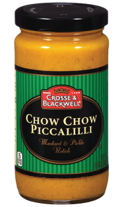 Crosse & Blackwell Chow Chow Piccalilli Relish