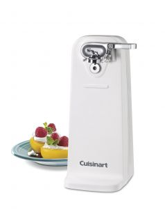 Cuisinart Power Cut Can Opener White