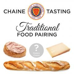 Chaine Tasting Traditional Food Pairing (Option 1)