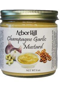 Arbor Hill Champagne Garlic Mustard Dip