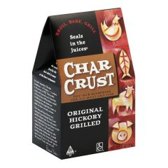 Char Crust Original Hickory Smoked BBQ Rub 4 OZ