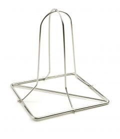 Charcoal Companion Stainless Steel Beer Can Chicken Rack