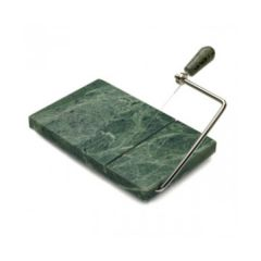 RSVP Cheese Slicer Green Marble