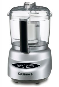 Cuisinart Premier Mini Prep Plus Processor Brushed Chrome Finish