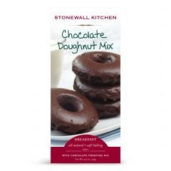 Stonewall Kitchen Chocolate Doughnut Mix 19.6 oz
