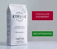 Decaf Chocolate Raspberry / 1 lb.
