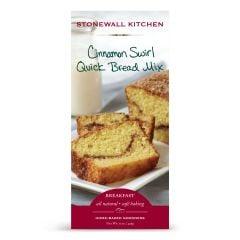Stonewall Kitchen Cinnamon Swirl Quick Bread Mix 17 oz
