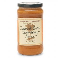 Stonewall Kitchen Coconut Curry Simmering Sauce 18.25 oz