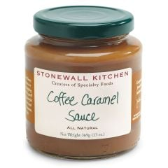 Stonewall Kitchen Caramel Coffee Sauce 13 OZ