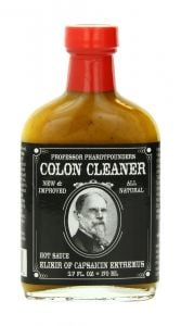Colon Cleaner Hot Sauce 6 oz
