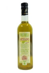 Columela Artesano Unfiltered Extra Virgin Olive Oil 17 OZ