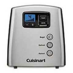 Cuisinart Touch To Toast Leverless 2 Slice Toaster S/S