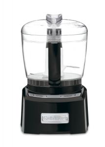 Cuisinart Elite 4 Cup Chopper/Grinder Mini Processor Black